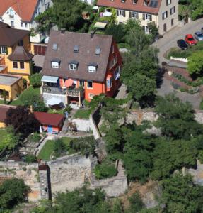 Haus Luftbild