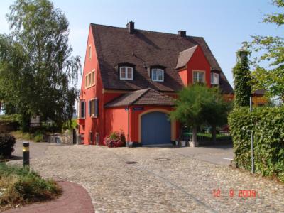 Haus Ostseite